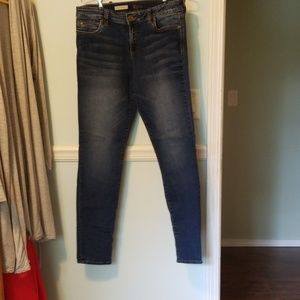 Kut from the Kloth skinny jeans size 12